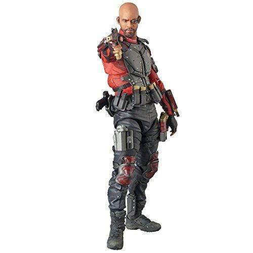 New Medicom MAFEX 038 Deadshot from Suicide Squad Action Figure