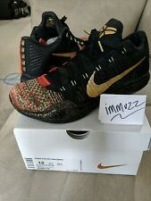 d6f2a23534cf item 3 Nike Kobe 10 X Elite Low XMAS Christmas 5 Rings Size 12 DS  Basketball 802560 072 -Nike Kobe 10 X Elite Low XMAS Christmas 5 Rings Size  12 DS ...