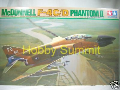 Tamiya 1   32 United United United States McDonald Douglas F - 4 C   D Mirage II 13e