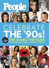 Book - Celebrity - People: Celebrate the 90'S! - The Stars, The Fads The Moments