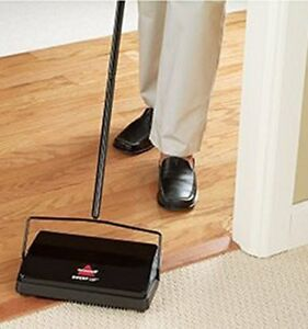 Details About Bissell Cordless Swift Sweep Sweeper Broom Carpet Floor Cleaner Hotel Restaurant