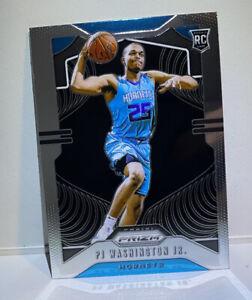 2019-2020-Panini-Prizm-PJ-Washington-Jr-Rookie-Card-258-Charlotte-Hornets