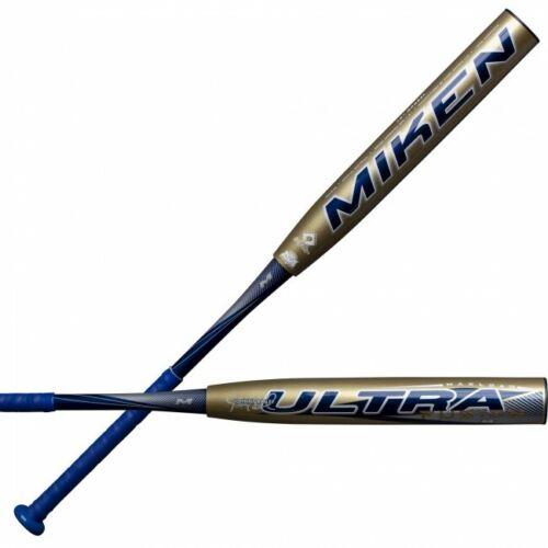 2020 Miken Ultra Johnny Bailey 28oz Fusion Maxload Slowpitch Softball Bat MUF2M