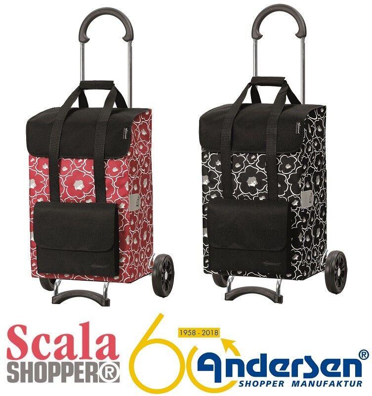 Andersen Scala Shopper Alba Einkaufswagen Einkaufstrolley