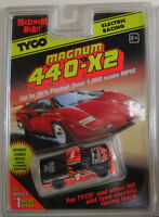 Tyco Magnum 440-x2 Mike Chase Nascar Chevy Pick Up Truck Ho Slot Car 1994 Mint