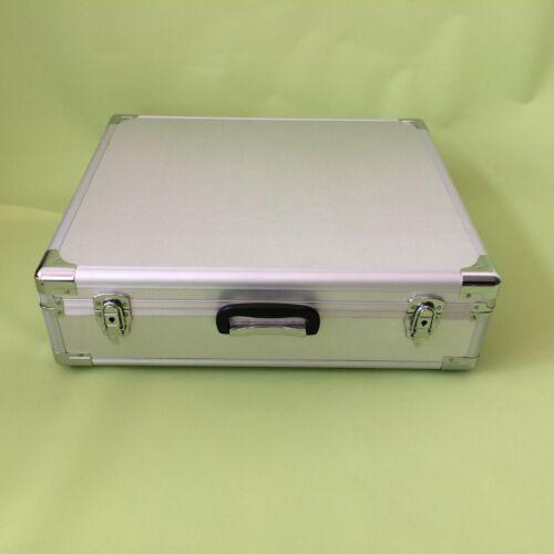 Aluminium-Koffer Werkzeugkoffer Kamerakoffer Modellbaukoffer 58 x 50 x18 cm