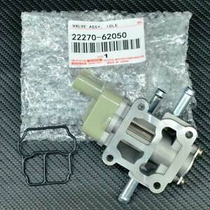 22270-62050 New Idle Air Control Valve Fit Toyota Tundra Tacoma 4Runner 3.4L