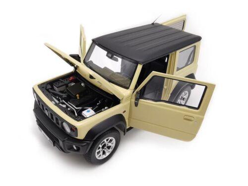 Suzuki Jimny Sierra Beige 2018 1:64 Model LCD MODELS