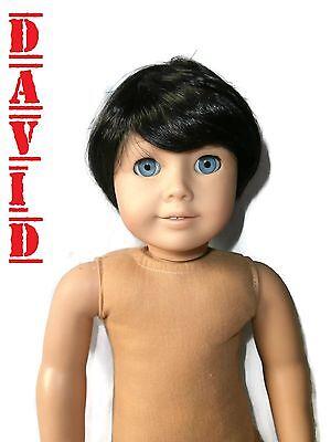 American Girl Boy Doll - Custom Pleasant Company Boy Doll David