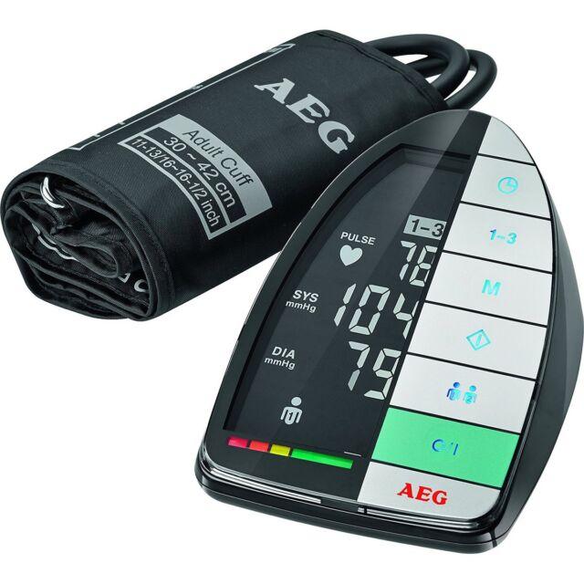 Tensiómetro de Brazo AEG BMG 5677 Medidor Tensión Digital Automatico Homologado