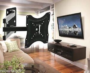 Supporto staffa braccio tv televisore lcd plasma led da 14 a 55 pollici 117b 2 ebay - Braccio mobile per tv ...