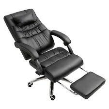 Executive Gaming Chair Massage Reclining Swivel Office Chair Desk Computer Chair