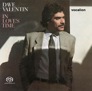 Dave Valentin - In Love's Time & bonus tracks  [SACD Hybrid Stereo] - CDSML8555
