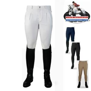 John Whitaker Clásico Horbury V2 para Hombre Pantalones De Montar