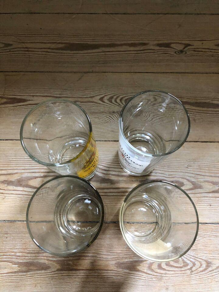 Glas, Drikke glas, Div Whisky mærker