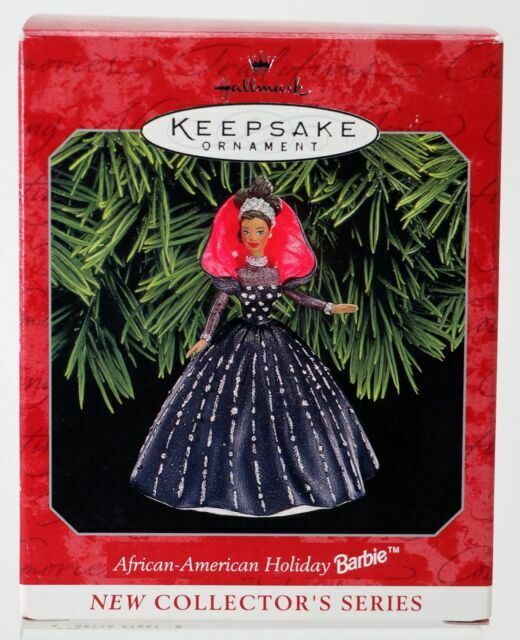 African American Celebration of Angels 1998 Hallmark Keepsake Ornament 34