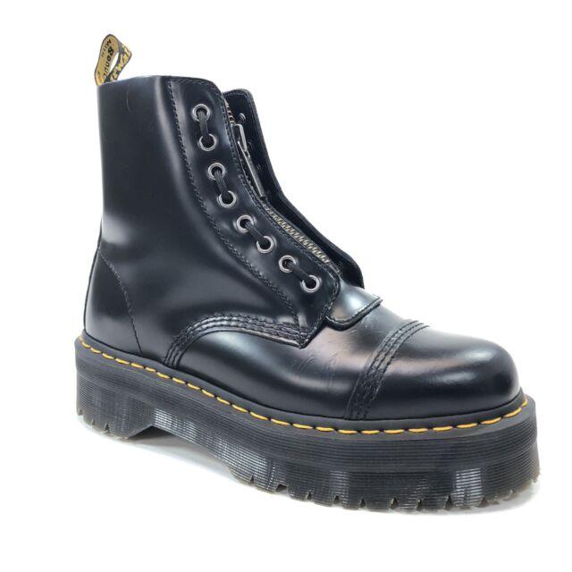 dr martens black sinclair boots