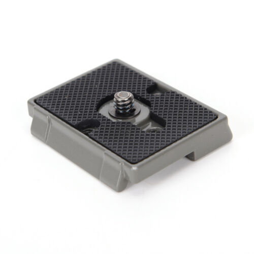 Camera Tripod Quick Release QR Plate for Manfrotto 200PL-14 496 486 804 RC2 TD