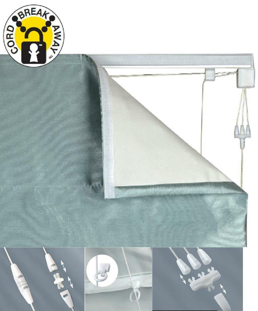 Diy Roman Blind Corded Kit Make Your Own Blind 6 Size