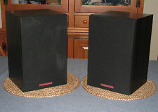 Pair (2) Vintage CERWIN VEGA L-7 BOOKSHELF SPEAKERS 75 Watts - Sound Sweet!