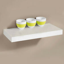 "New White 24"" Venice Floating Wall Shelf - 24""x9""x 1.5"" kit"