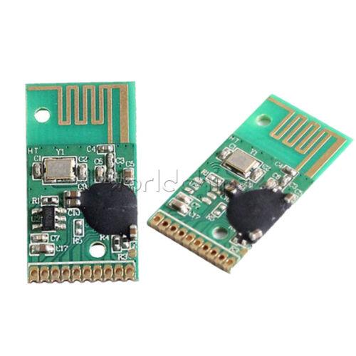 24YK 6Bit Sans Fil Émetteur /& Récepteur Interrupteur à Distance 2.4 G Module de non-Lock