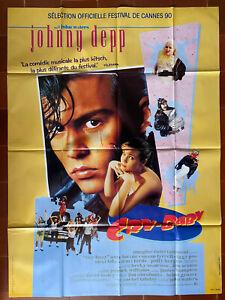 Plakat Cry-Baby John Waters Johnny Depp Ricki Lake 120x160cm