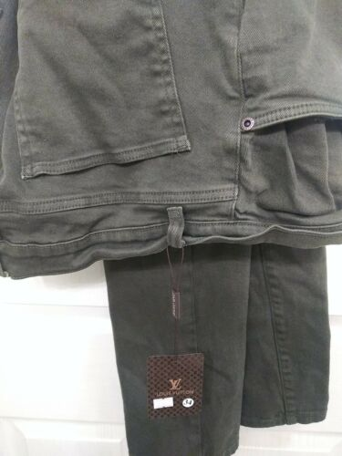 Mens Louis Vuitton Premium Jeans