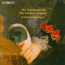 The Trio Sonata in 18th-Century Germany (CD, Apr-2013, BIS (Sweden))