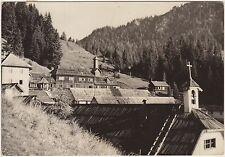 UGOVIZZA - VILLAGGIO ALPINO DI MONTE COCCO - MALBORGHETTO VALBRUNA (UDINE) 1954