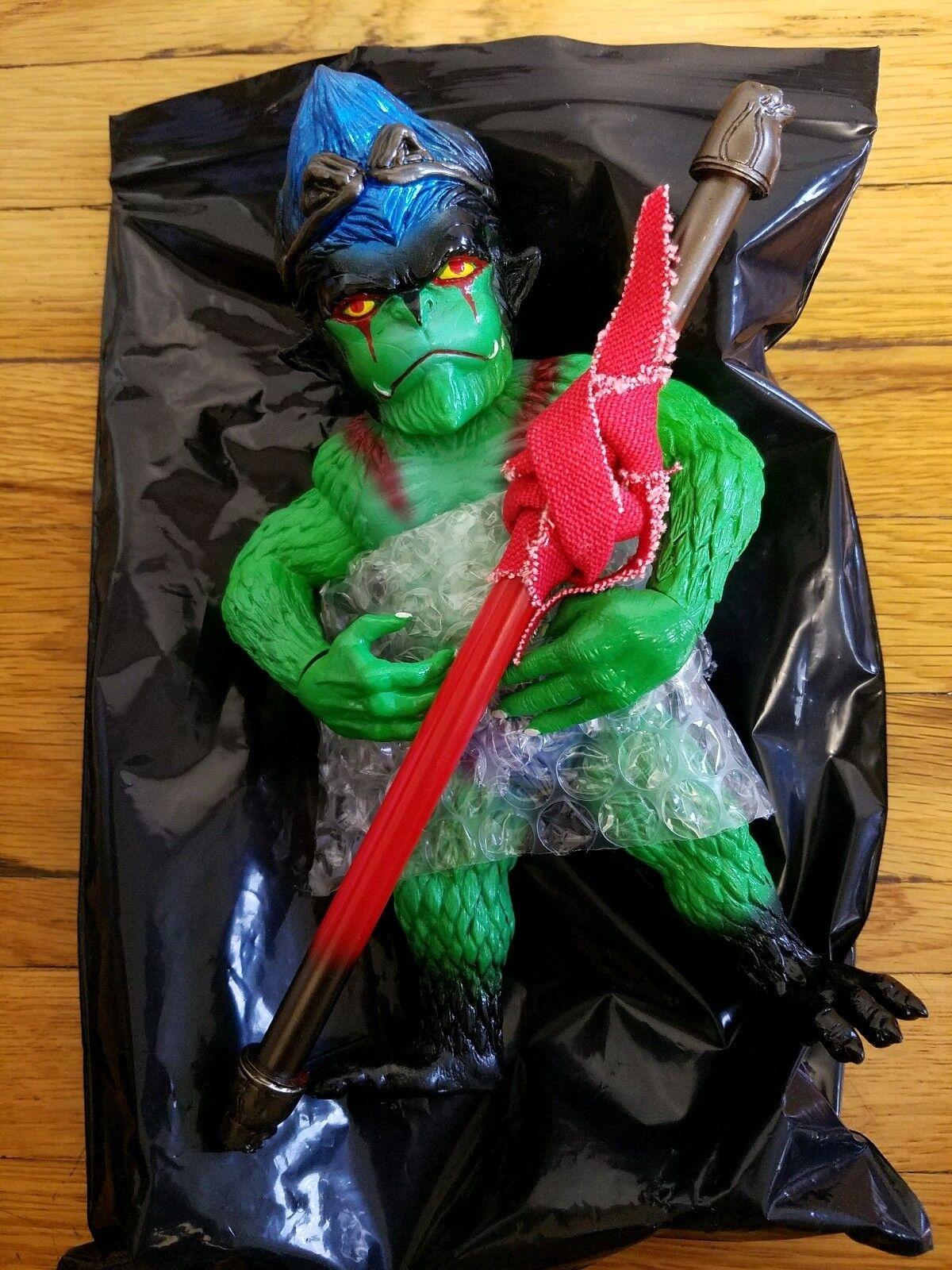 MythToys Monkey King Devilman Sofubi Kaiju Japan HxS paul mvh bemon myth toys