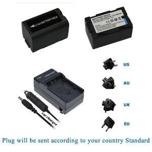 2-Battery-amp-Charger-for-Panasonic-CGR-D28-D28S-CGR-D320-AG-DV1-AG-DVC7-PV-DV53