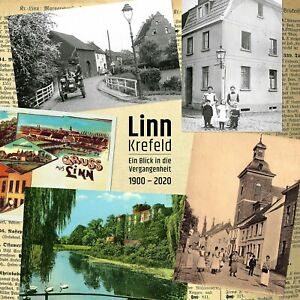 Linn-Krefeld-Ein-Blick-in-die-Vergangenheit-1900-2020-Bildband-Buch