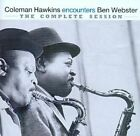 Encounters: The Complete Session by Coleman Hawkins/Ben Webster (CD, Jan-2009, Essential Jazz)