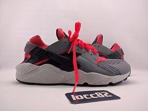 ajedrez Óxido flor  Nike Air Huarache Grey Crimson sz 8.5 (318429-009) run ultra flyknit racer    eBay
