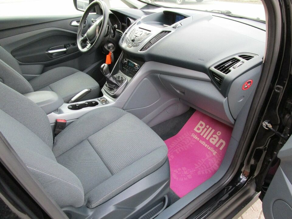 Ford C-MAX 1,6 Ti-VCT 105 Trend Benzin modelår 2011 km