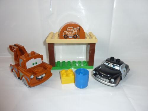 Sheriff aus Set 6134 oder 5814 LEGO Duplo The Cars Hook der Abschleppwagen