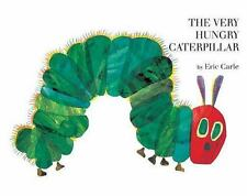 The Very Hungry Caterpillar by Eric Carle and National Geographic Learning Staff (1994, Board Book, Mini Edition)