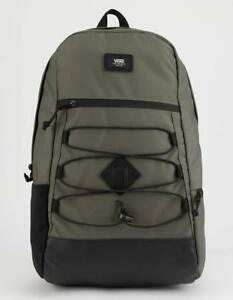 009a57c26abb Image is loading Vans-SNAG-PLUS-Backpack-NEW-Laptop-Compartment-GREEN-