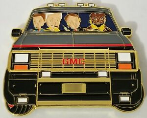 NYPD-A-Team-Van-Mr-T-Espo-Acquired-New-York-Police-Department-Challenge-Coin