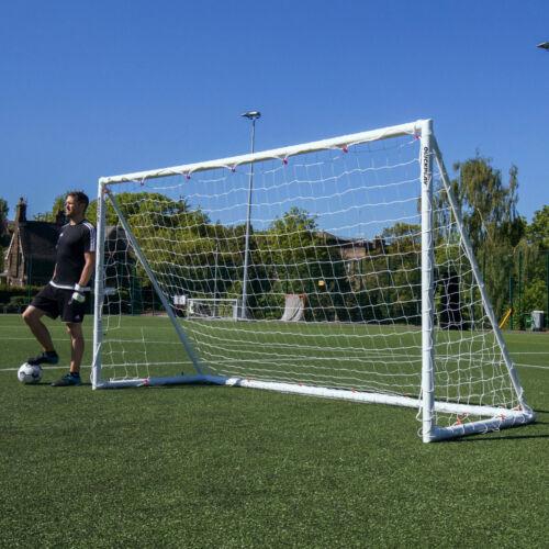 All Weather Quickplay Sports Q-Fold 12 x 6ft Folding 366 x 183cm Football Goals