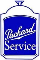 Packard Service Radiator Heavy Metal Advertisement 17