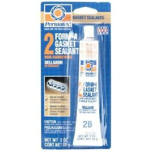 Permatex 80016 Form-A-Gasket #2 Sealant, 3 oz. | eBay