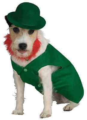 Leprechaun Irish St. Patrick's Day Fancy Dress Up Halloween Pet Dog Cat Costume