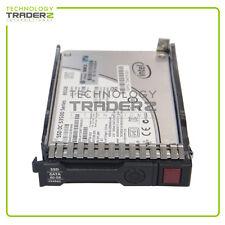 734562-001 HP 80GB SATA 6G SFF 2.5'' SC Solid State Drive 717964-002 734360-B21