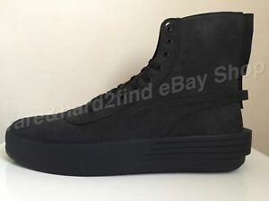brand new lowest discount new arrive Details about Puma XO Parallel Sneaker BOOTS Triple Black 365039-02 The  Weeknd RARE 100% AUTH