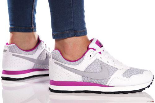 gs Nike pour Gris dames femmes Violet Md Blanc Chaussures Runner tennis de 7TpR4qr7
