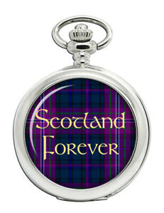 Scotland-Forever-Pocket-Watch