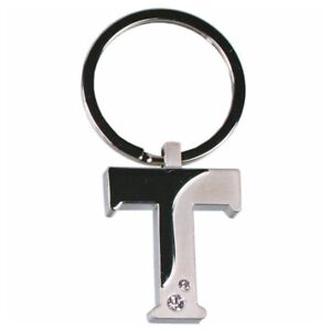 Alphabet-Initial-Key-Ring-With-Crystal-Inserts-Letter-034-T-034