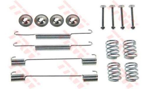 mâchoires de frein Essieu arrière SFK245 TRW Kit d/'accessoires